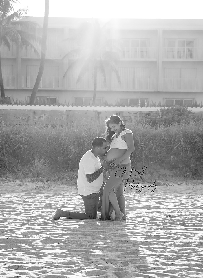 palm beach county family photographer maternity session