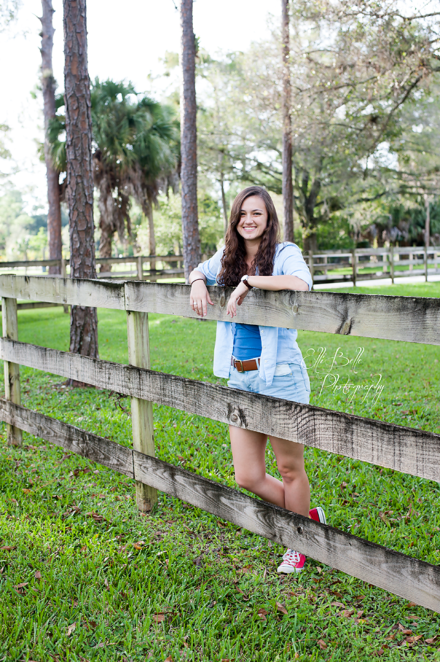 Senior portraits Palm Beach Family Photographer