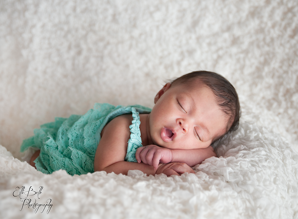 Newborn ElliBelle Photography Palm Beach FL