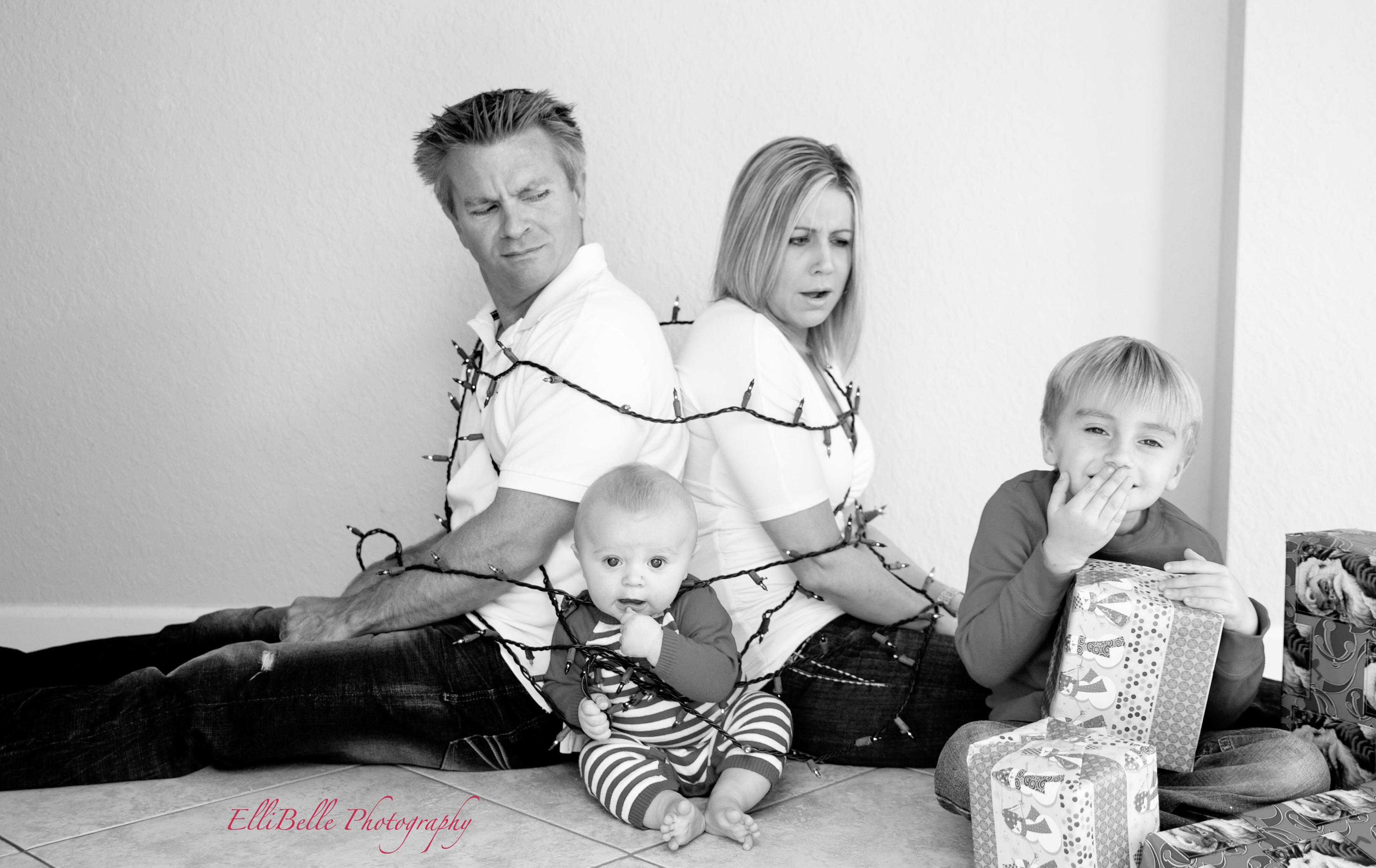 Another Holiday Photo Session Sneak Peek