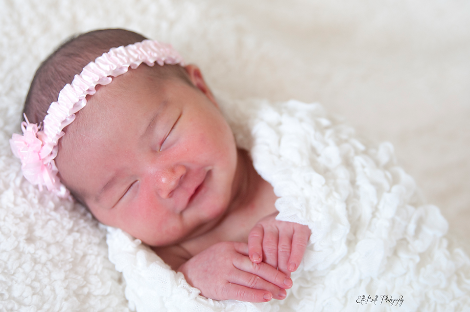 Newborn Elli – Palm Beach County Photographer